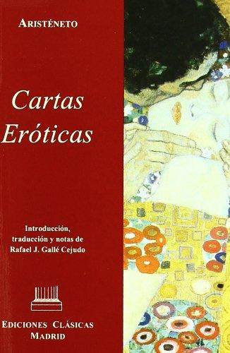 9788478823642: Cartas eróticas