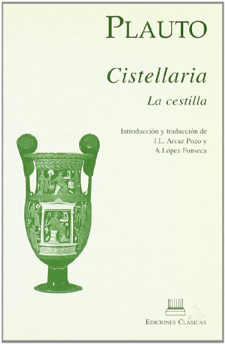 9788478825110: Cistellaria : la cestilla