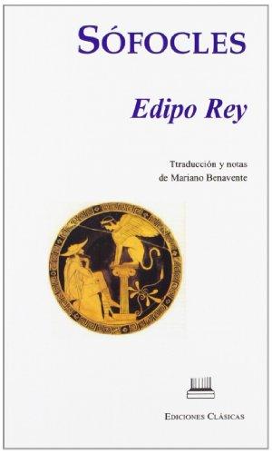 9788478826728: Edipo rey