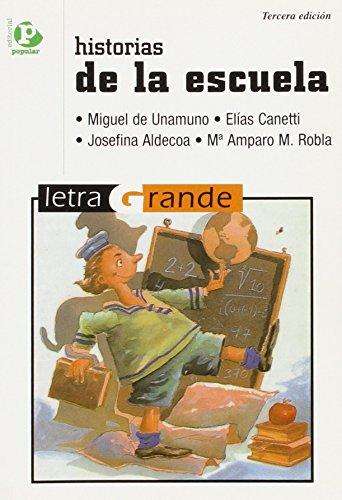 Historias de la escuela (Letra grande, Band: Mayid, A.R.