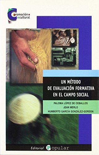 Un método de evaluación formativa en el: Paloma López de