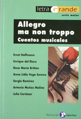 Allegro ma non troppo: Cuentos musicales /: AA. VV.