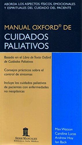 9788478854486: Manual Oxford De Cuidados Paliativos