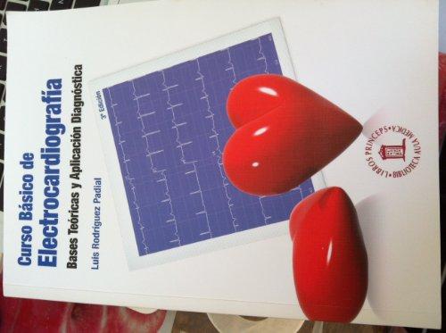 9788478854707: Curso basico de electrocardiografia