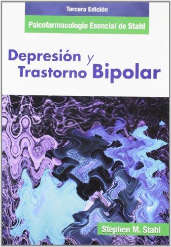 9788478855063: Depresion y trastorno bipolar: psicofarmacologia esencial de stahl
