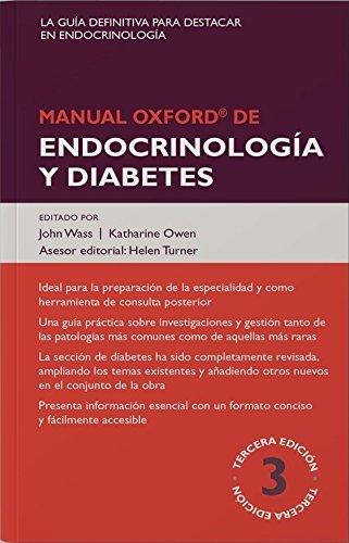 9788478856022: Manual Oxford de Endocrinología y Diabetes