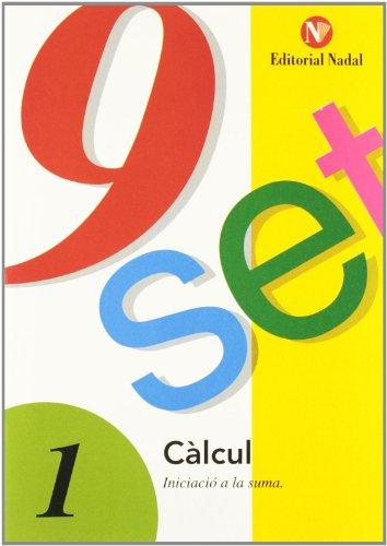 9788478870257: Nou set, calcul (tomo 1) (Nou-Set (nadal))