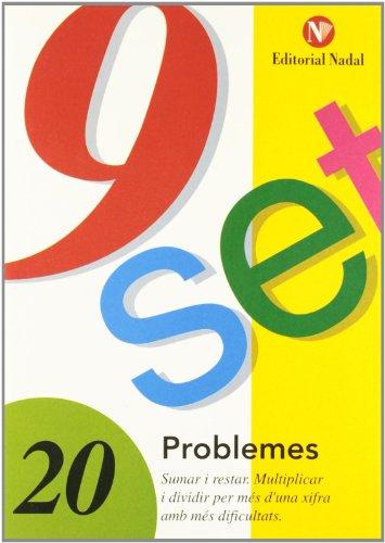 9788478870462: (CAT).NOU-SET 20.PROBLEMES.(TOT AMB MES DIFICULTAT)