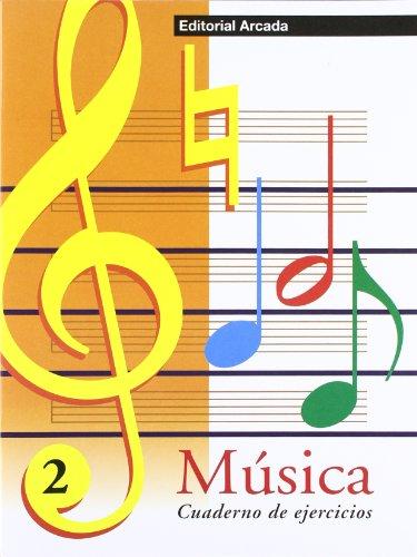 9788478872169: Música. Cuaderno De Ejercicios 2 (Musica)
