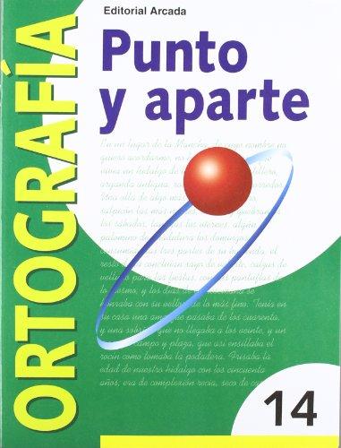 9788478872602: Punto Y Aparte: Serie Roja 14 (Spanish Edition)