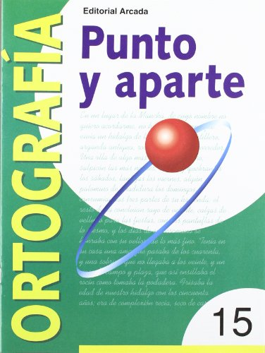 9788478872619: Punto Y Aparte. Ortografía - Cuaderno 15