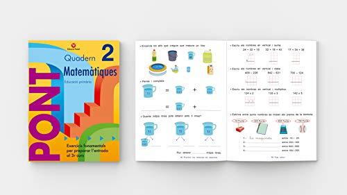 9788478873654: Pont. Quadern De Matematiques. Canvi De Curs 2 (Pont (canvi De Curs))