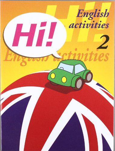 9788478873876: Hi! English Activities 2