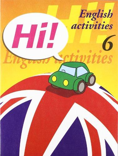 HI 6, Educación Primaria (Paperback): Luisa . .