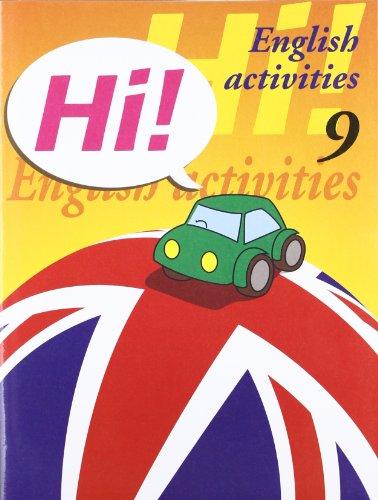 9788478873944: Hi! English Activities 9