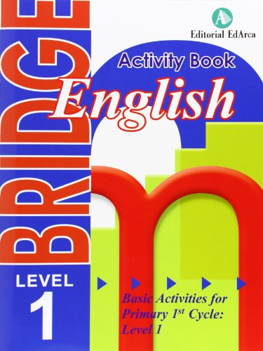 9788478875870: English Bridge. E.P.1 - Activity Book 1