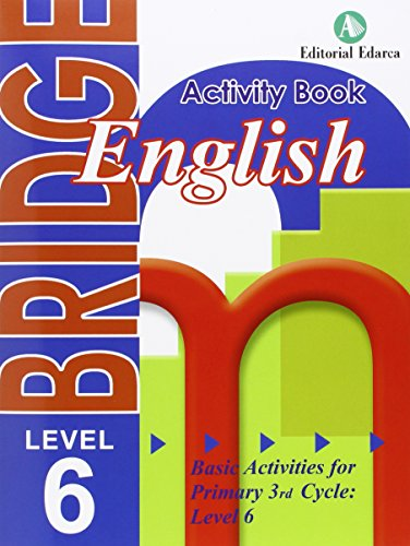 9788478875924: BRIDGE ENGLISH 6ºEP WB NADIN16EP