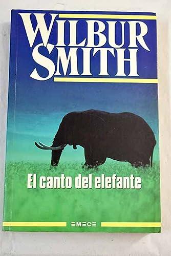 9788478880799: El canto del elefante