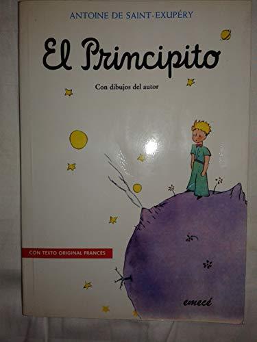9788478882199: El principito (frances-español)