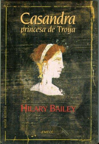 9788478882618: Casandra princesa de troya