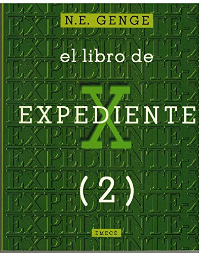 9788478883660: El libro de expediente X (2)