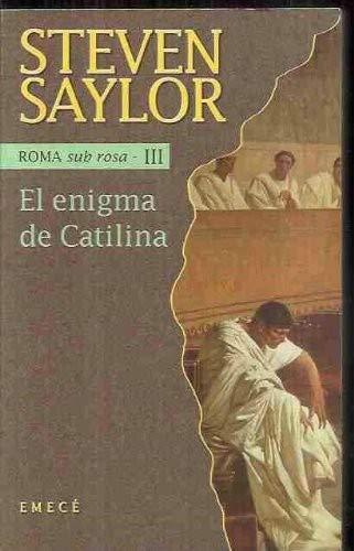 9788478884186: El enigma de catilina sub Rosa III