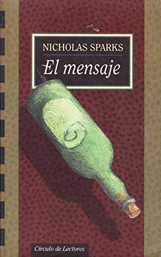 EL MENSAJE - SPARKS, NICHOLAS