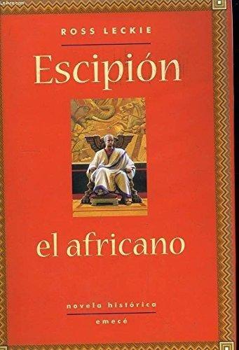 9788478884346: Escipión el africano