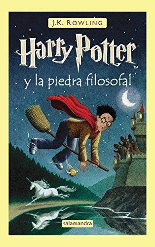 9788478884452: Harry Potter Y LA Piedra Filosofal (Spanish Edition)