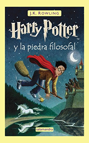 HARRY POTTER Y LA PIEDRA FILOSOFAL. HARRY POTTER