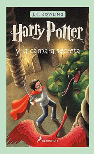 9788478884957: Harry Potter y la cámara secreta