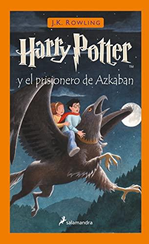Harry Potter y el prisionero de Azkaban: J. K. Rowling