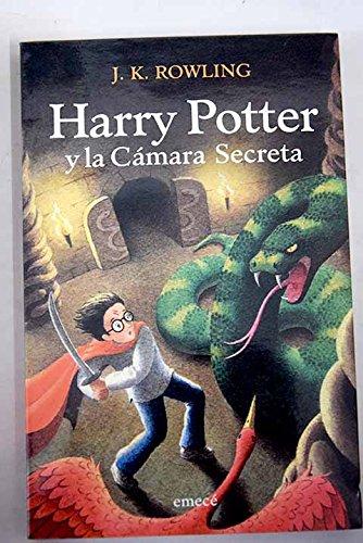 Harry Potter y la Cámara secreta (9788478885558) by J. K. Rowling