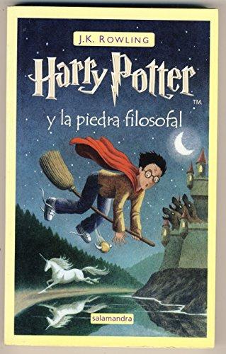9788478886111: Harry Potter y La Piedra Filosofal - 1
