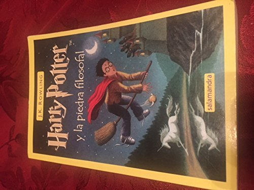 9788478886128: Harry Potter y la Piedra Filosofal (Spanish Edition)