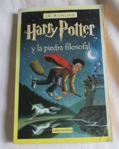 Imagen de archivo de Harry Potter y la piedra Filosofal a la venta por Hippo Books