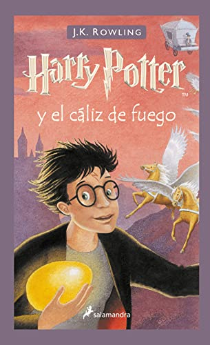 9788478886456: Harry Potter y el Caliz de Fuego