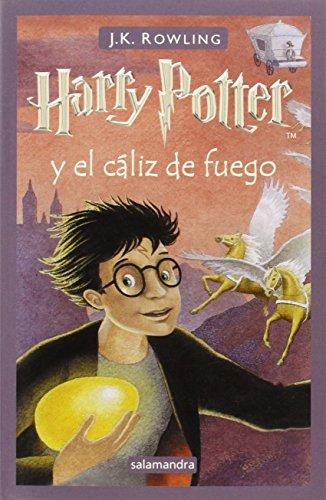 9788478886463: Harry Potter - Spanish: Harry Potter y el caliz de fuego