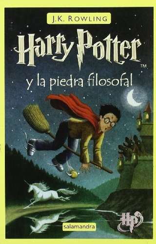 9788478886548: Harry Potter Y La Piedra Filosofal: 1