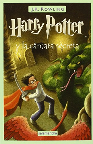 9788478886562: Harry potter y la camara secreta (2)