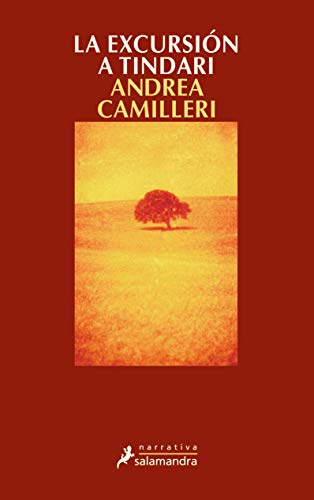 9788478886685: La excursión a Tindari: Montalbano - Libro 7 (Narrativa)