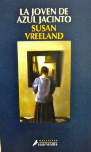 9788478887033: La joven de azul jacinto (Narrativa)