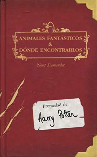 Animales fantásticos & cómo encontrarlos : edición: Scamander, Newt [J.K.