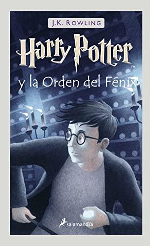 HARRY POTTER Y LA ORDEN DEL FENIX: ROWLING