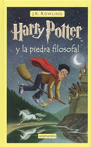 9788478887590: Harry Potter y la piedra filosofal / Harry Potter and the Sorcerer's Stone (Spanish Edition)