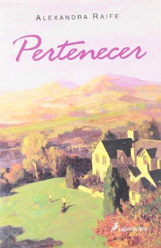 9788478887774: Pertenecer (Novela)