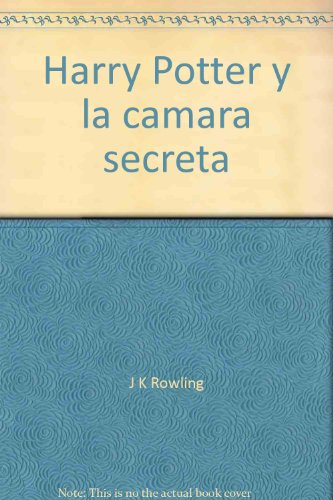 9788478887804: Harry Potter y la camara secreta