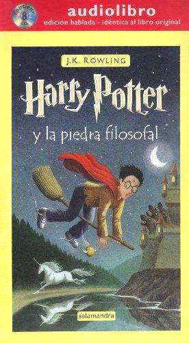 Harry Potter y la piedra filosofal: Audiolibro - Rowling, J. K.
