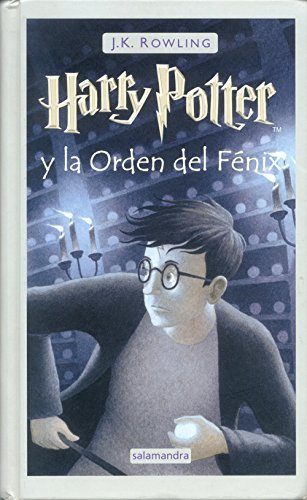 9788478888535: HARRY POTTER V Y LA ORDEN DEL FENIX (RUST)