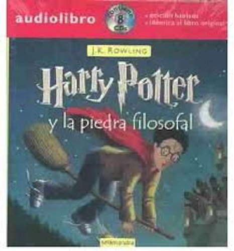 Harry Potter y la piedra filosofal (Spanish